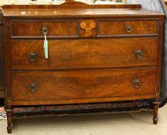 6101: Berkey U0026 Gay Furniture Co. Chest, Dresser