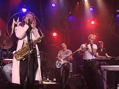 Candy Dulfer - I Can't make you love me (Montreux 1998)