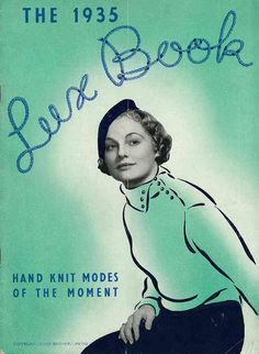 Lux Knitting for 1935 15 Art Deco designs от SubversiveFemme