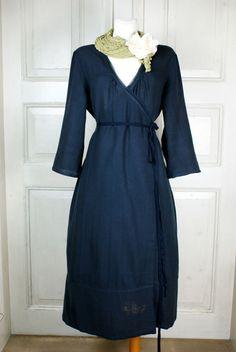 Noa Noa,Kleid,Wickelkleid,Rarität,bedruckt,wunderschön,SELTEN,Weihnachtskleid in Kleidung & Accessoires, Damenmode, Kleider | eBay