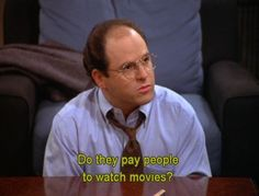 <b>Let Jerry, George, Elaine, and Kramer be your personal career mentors.</b> And remember, always look annoyed.