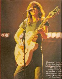 Malcolm Young AC DC | Malcolm Young - AC/DC Photo (8417857) - Fanpop