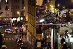 Nach der Serie von Terrorakten in sieben Stadtbezirken von Paris, ist in Frankreich der Notstand ausgerufen worden. Das Land hat die Staatsgrenzen geschlossen. In einem Restaurant im 10. Bezirk erö…