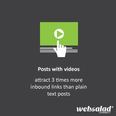 Is your website's content driving new business leads? Read more at http://websalad.com.au/what-we-do/content-marketing/