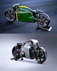 ロータス バイク c-01
