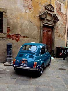Fiat 500 Toscana Castiglion Fiorentino  #TuscanyAgriturismoGiratola