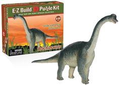 E-Z Build Puzzle- Brachiosaurus