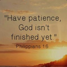 There's so much more HE has in store for you...just be still & remain in constant communication with HIM #PrayMoreStressLess