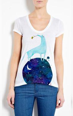 Cute baby animals t-shirt design by Madalina Andronic #tshirt #tee #design
