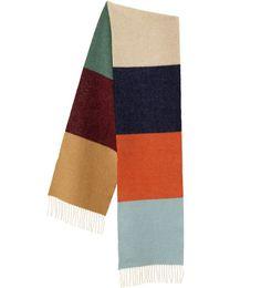Muffler - 2010–2011 Autumn & Winter Collection - Pick Up| Sally Scott