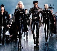 The Original X-Men team