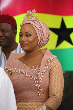 Wife of Ghana's Vice President Samira Bawumia Wants to be judged by her work
