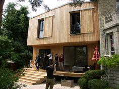 Constructeur Maisons Bois - Toit et Bois : Nid d'amour