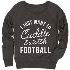 Sporteez Heather Charcoal 'Want to Cuddle' Slouchy French Terry Pullover
