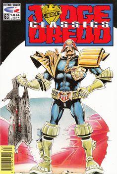 Judge Dredd #63 (Quality Comics)