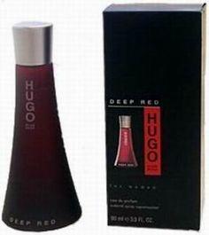 Hugo Boss Perfume Deep Red for men