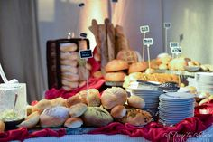Bread Bar Action Station
