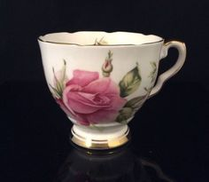 Royal-Stafford-First-Love-Tea-Cup-Pink-Roses-Gold-Trim