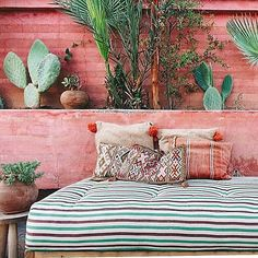 Planning on decorating your patio Bohemian way? On this article, we give examples how to decor beautiful Bohemian Patio with a touch of ethnic. Decor, Furniture, Pergola Shade Diy, Interior, Home, Boho Patio, Rooftop Design, Patio Decor, Bohemian Patio