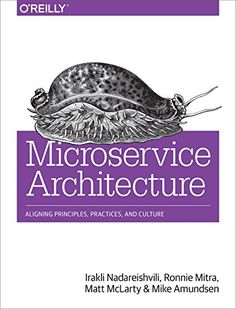 Microservice Architecture: Aligning Principles, Practices, and Culture by [Nadareishvili, Irakli, Mitra, Ronnie, McLarty, Matt, Amundsen, Mike]