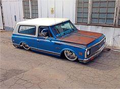 Patina 1972 Chevy c10