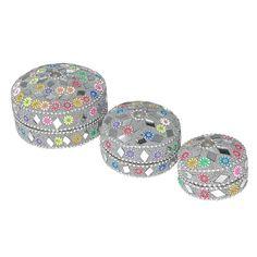silver jewelry box, engraved jewelry box