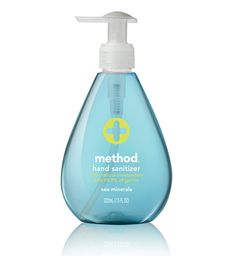 I like method. I like how the packaging is so clean and crispy and pretty. I also like that it is planet-friendly..