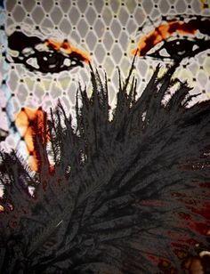 'mystirious+Beauty+-+geheimnisvolle+Schönheit'+von+Marion+Waschk+bei+artflakes.com+als+Poster+oder+Kunstdruck+$16.63