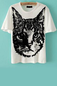 cat-graphic-short-sleeve-tee