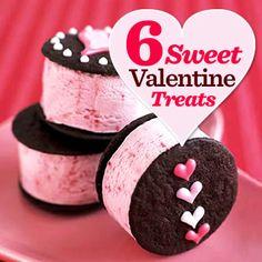 6 Yummy Valentine's Day Treats (& Easy to Make!)
