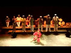 Wemilere de Yoruba Andabo Teatro Nacional