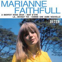 Marianne Faithfull A bientot nous deux (French ep 1966)