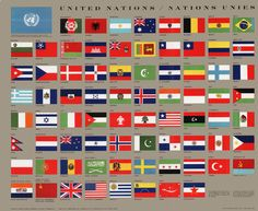 Image result for flags of united nations