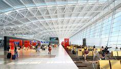 Kamraj Domestic Terminal at Chennai International Airport | Projects | Gensler