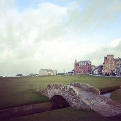 The Old Course St Andrews in St Andrews, Fife
