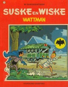 Suske en Wiske #71 Wattman