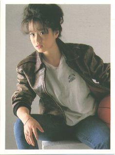 中森明菜 Akina Nakamori