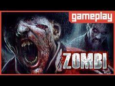 [GAMEPLAY] ZOMBI - Conhecendo o Game, início do jogo! (PC)