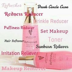 Have you stocked up on your Rose Water for Summertime yet?   School will be out in a few weeks, which means you will be spending more time outside with the babies! This stuff is perfect for sunburn relief and bug bites. ☀️  Check out the other benefits of it!