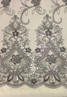 31 Best Fabrics Images Tulle Beaded Lace Fabric Glitter