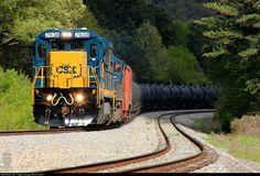 America And Canada, South America, Csx Transportation, Florida East Coast, Railroad Companies, Milwaukee Road, Southern Railways, Pennsylvania Railroad, Norfolk Southern