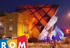 ロイヤルオンタリオ博物館 : 見どころ - ツーリズムトロント