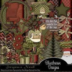 "Photo from album ""Joyeux Noel"" on Yandex. Scrapbooking Layouts, Digital Scrapbooking, Digital Papers, Digital Project Life, Album, Printable Paper, Cover Pages, Digital Image, Paper Art"