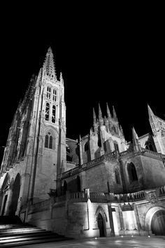 Cathedral, Burgos #CastillayLeon #Spain