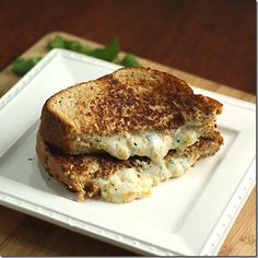 Beer grilled cheese. Perfect