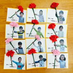 DIY Gift Idea - Blowing Kisses Canvas for Mother's Day, Father's Day, Birthdays and More! This is a simple craft project you and your kids can make to give to just about anyone. Kids Crafts, Mothers Day Crafts For Kids, Fathers Day Crafts, Mothers Day Cards, Valentine Day Crafts, Holiday Crafts, Mother Day Gifts, Valentines Day Crafts For Preschoolers, Grandparents Day Crafts