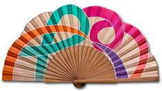 CHAMPAGNE - Abanicos Pintados a Mano Hand Held Fan, Hand Fans, Chinese Element, Fan Decoration, Vintage Fans, Electric Fan, Umbrellas Parasols, Craft Club, Decor Styles