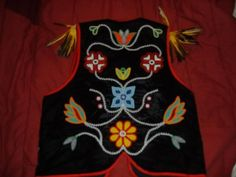 Need help beading a vest. - PowWows.com Forums - Native American Culture