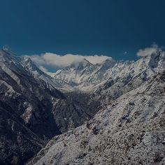 Papers.co wallpapers - mp41-winter-mountain-nature-snow-dark-alps - http://papers.co/mp41-winter-mountain-nature-snow-dark-alps/ - mountain