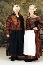 Haapajärven ja Reisjärven kansallispuku Folk Costume, Costumes, 18th Century, In This Moment, Clothes For Women, Clothing, Crafts, Vintage, Manualidades